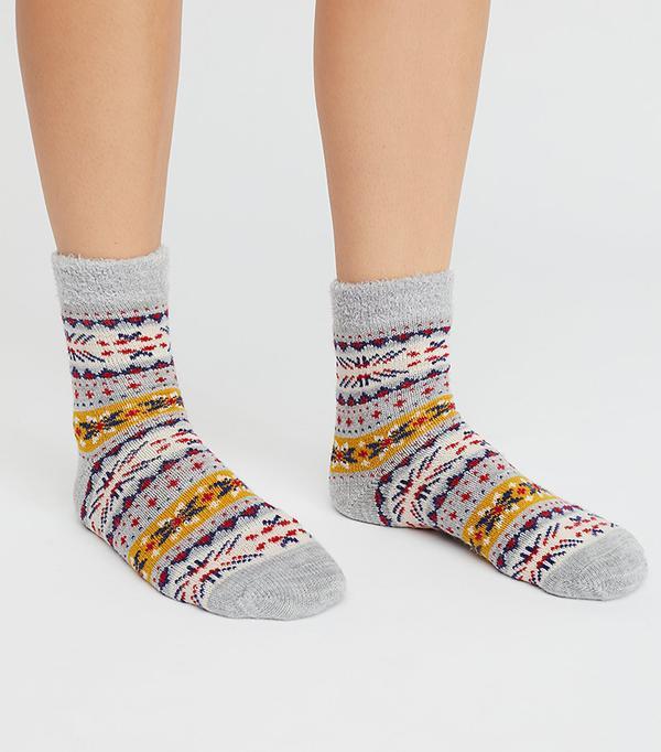 Polar Slipper Sock by Free People