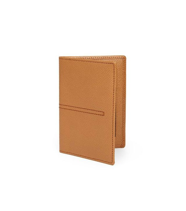 Tod's Leather Passport Holder