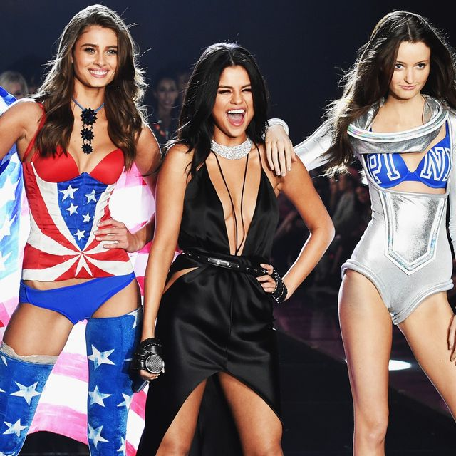 Watch the Victoria's Secret Angels Lip-Sync to Selena Gomez