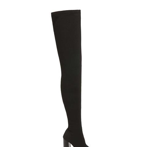 Dimity Thigh High Stretch Boot