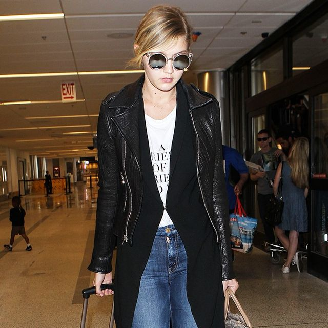 Airport Outfit Ideas You Haven't Thought of Yet