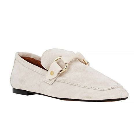 Suede Farlow Loafers