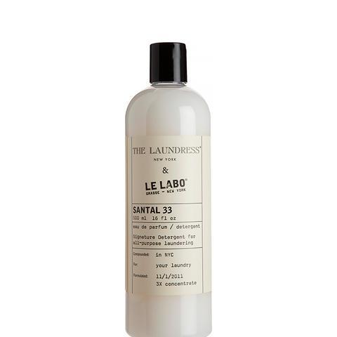 Le Labo Signature Detergent—Santal 33