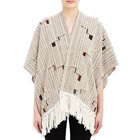 Handloomed Cusco Wrap