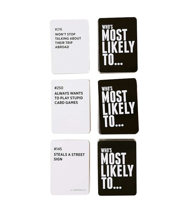 Urban Outfitters Who's Most Likely To Game