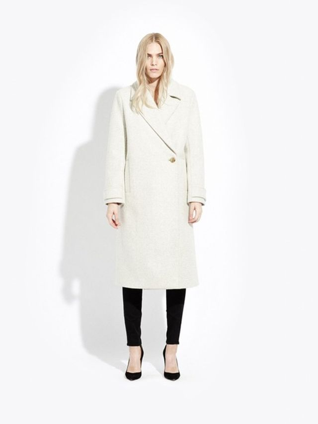AYR The Atelier Tailored Coat
