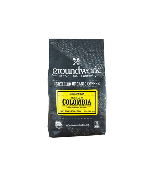 Groundwork Asoata Co-Op Organic Colombian Coffee