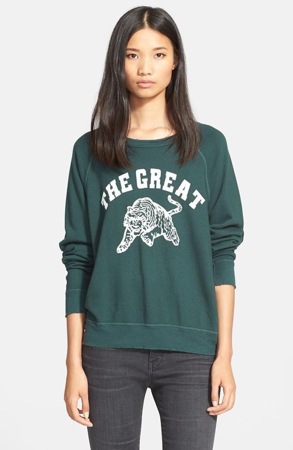 The Great Tiger Sweatshirt