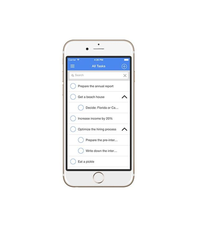 Swift To-Do List App