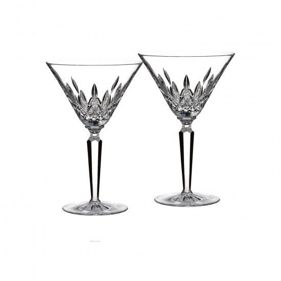 Waterford Classic Lismore Cocktail Glass, Pair