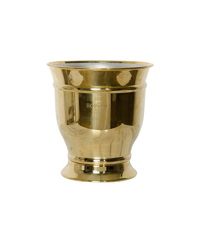 Skultuna Brass Champagne & Winecooler