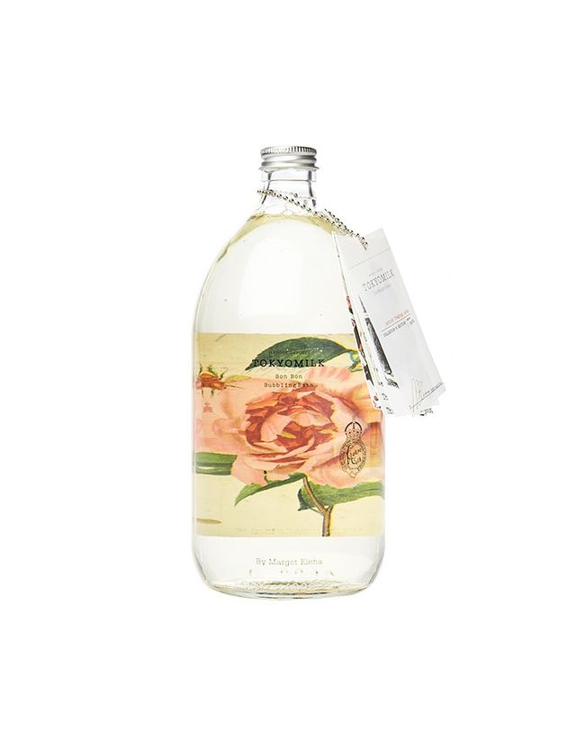 Tokyomilk Rose with Bees Bubble Bath