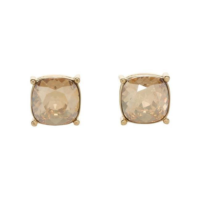 St. John Swarovski Crystal Earring