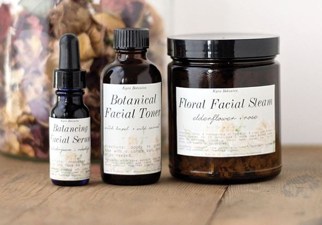 Kyra Botanica Botanical Facial Care Set