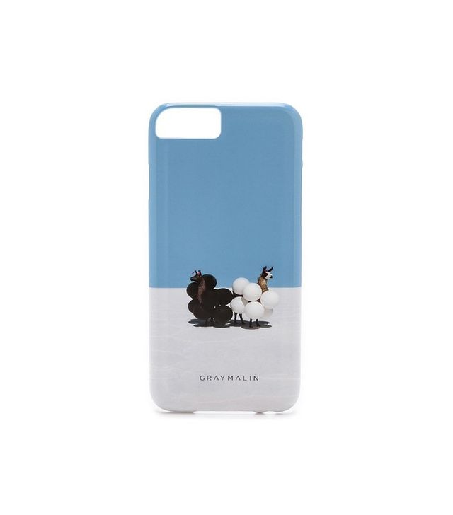 Gray Malin The Llamas iPhone 6 Case