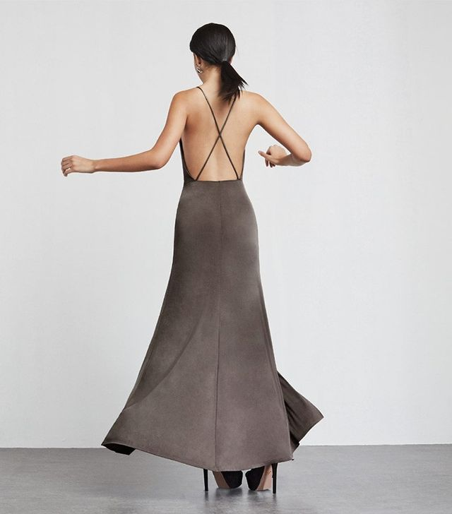 Reformation x 4th and Bleeker Martini Dress