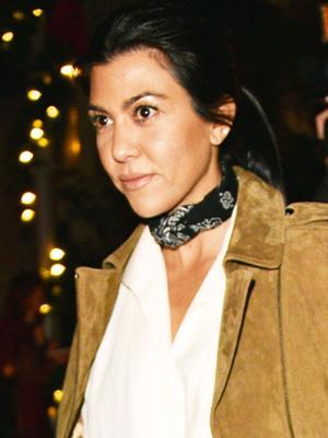 Shop Kourtney Kardashian's Perfect ASOS Jacket