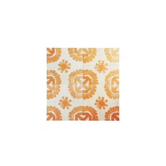 Bonnie and Neil Cordoba Orange Wall Tile