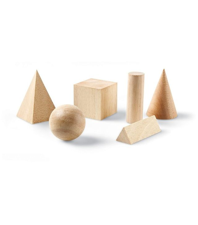 Learning Resources Basic Geometric Solids