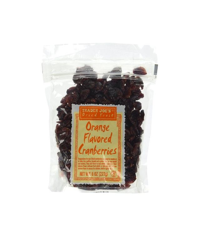 Trader Joe's Orange Dried Cranberries