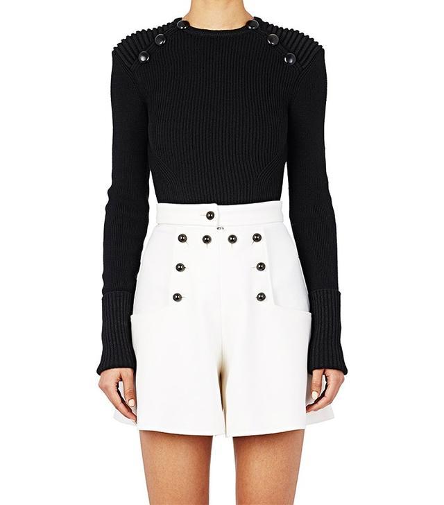 Isabel Marant Crop Huston Sweater