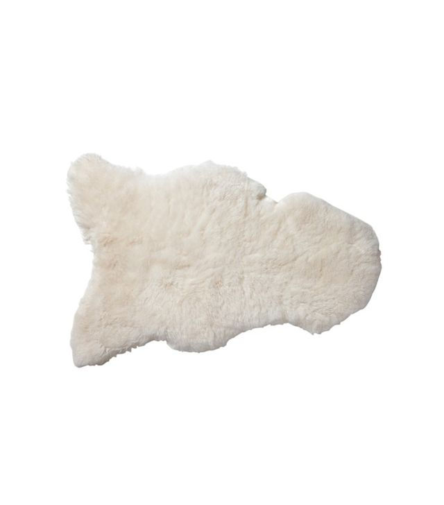 NSW Leather Co Sheepskin Throw