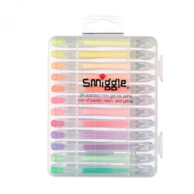 Smiggle 24 Pack Mini Gel Pens