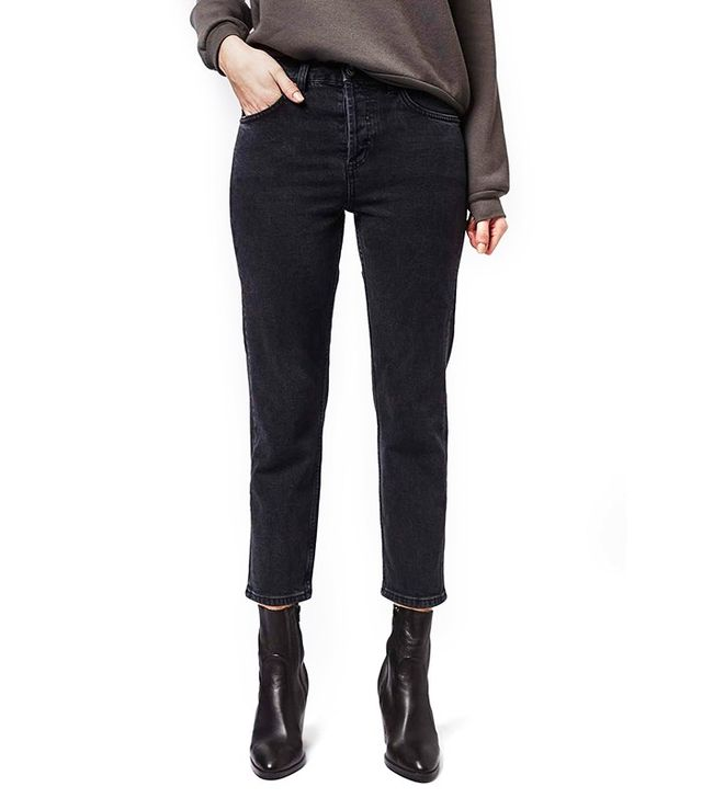 Topshop Petite MOTO Straight Jeans
