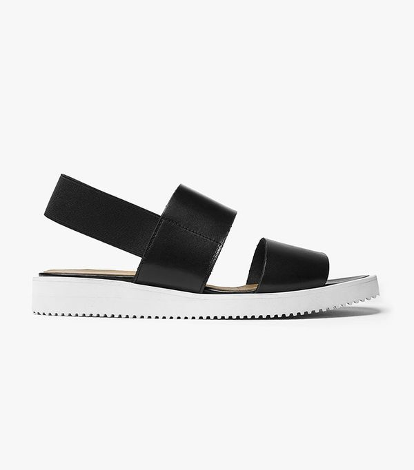 Women's Business-Casual Sandal by Everlane in Black, Size 7.5