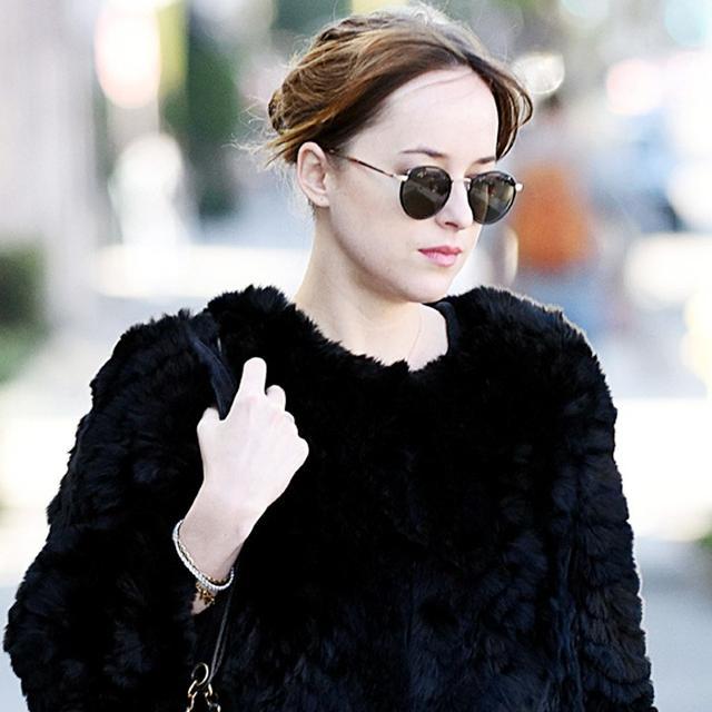 Okay, We're Kind of Obsessed With Dakota Johnson's Vintage Chanel Bag