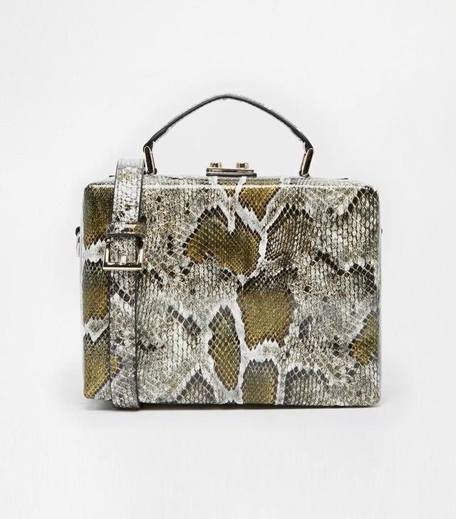 ASOS Structured Box Shoulder Bag