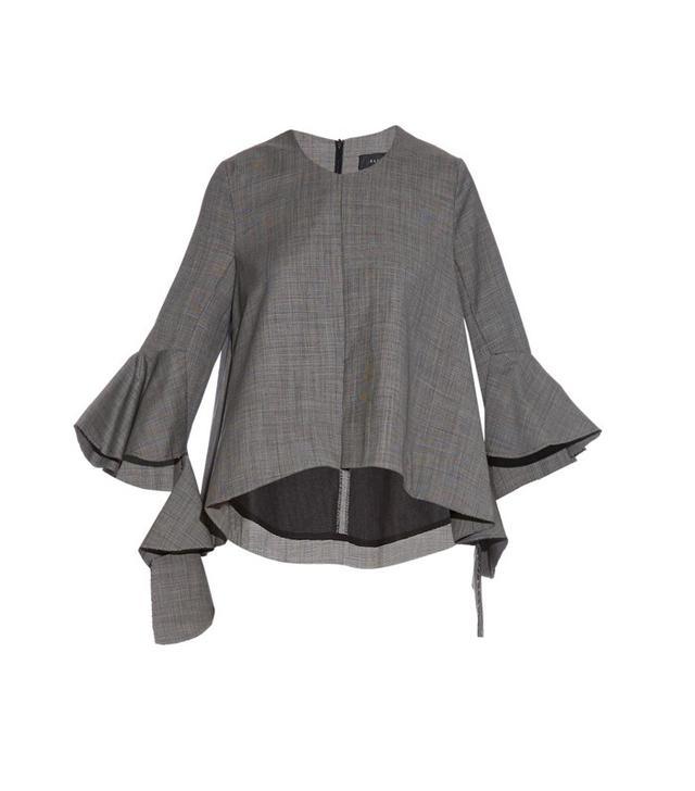 Ellery Neu Deconstructed Bell Sleeve Top