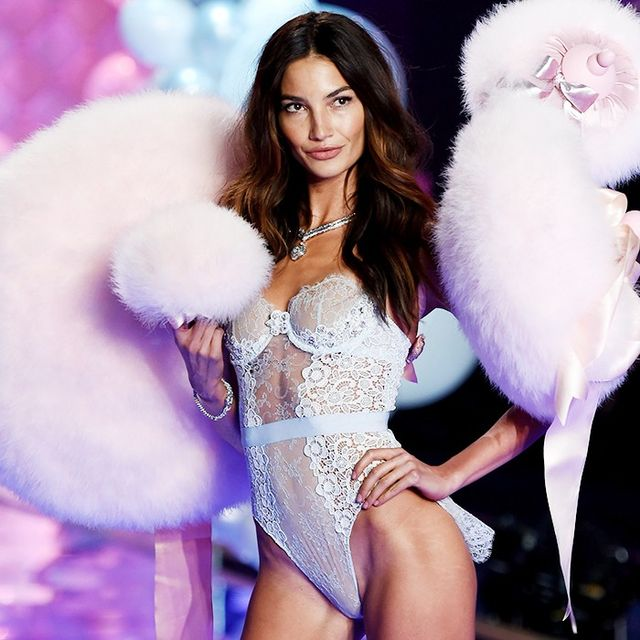 You'll Never Guess How These Victoria's Secret Models Got Discovered