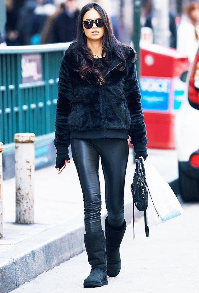 7 Cute Ways to Style Your Uggs This Winter
