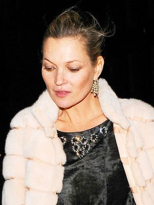 What Kate Moss Wore to Madonna's House Party