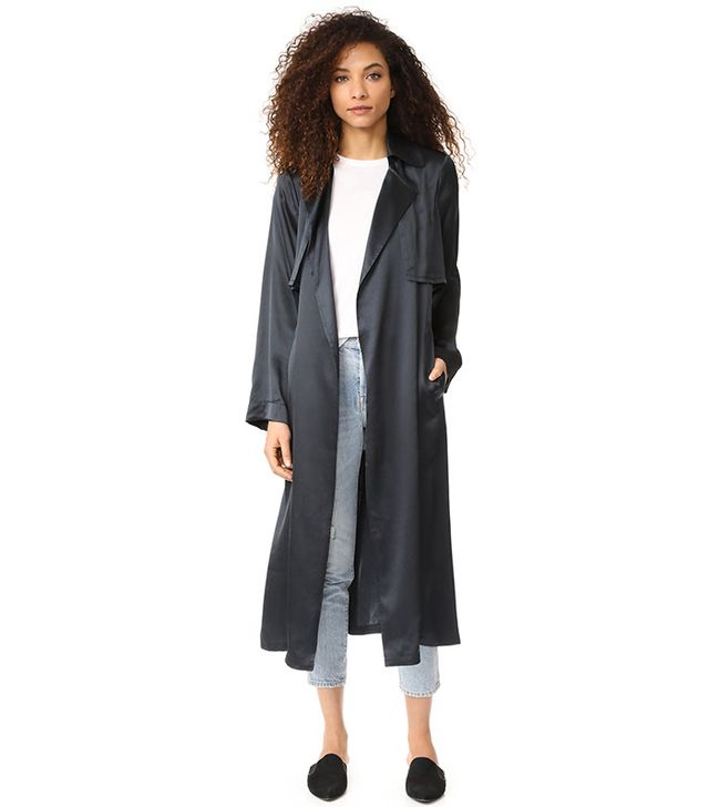 RtA Karina Silk Coat