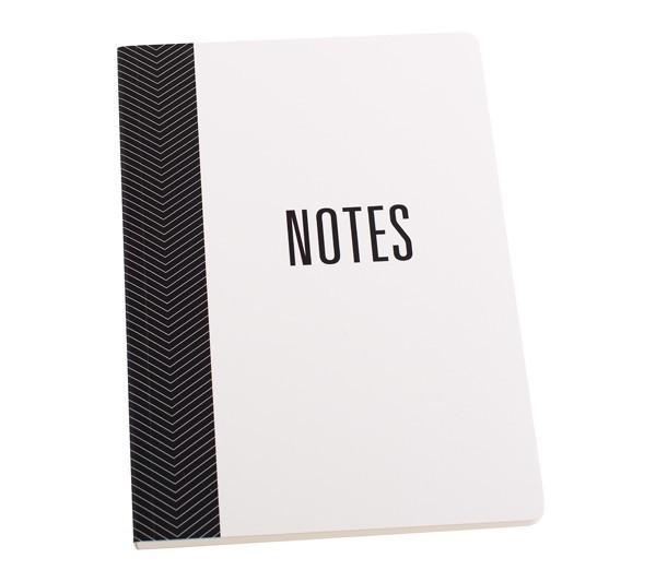 Kikki K A5 Notebook Refill Cream