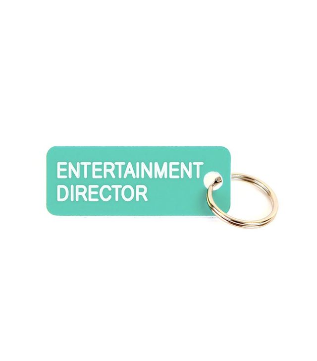 Various Projects Entertainment Director Keytag