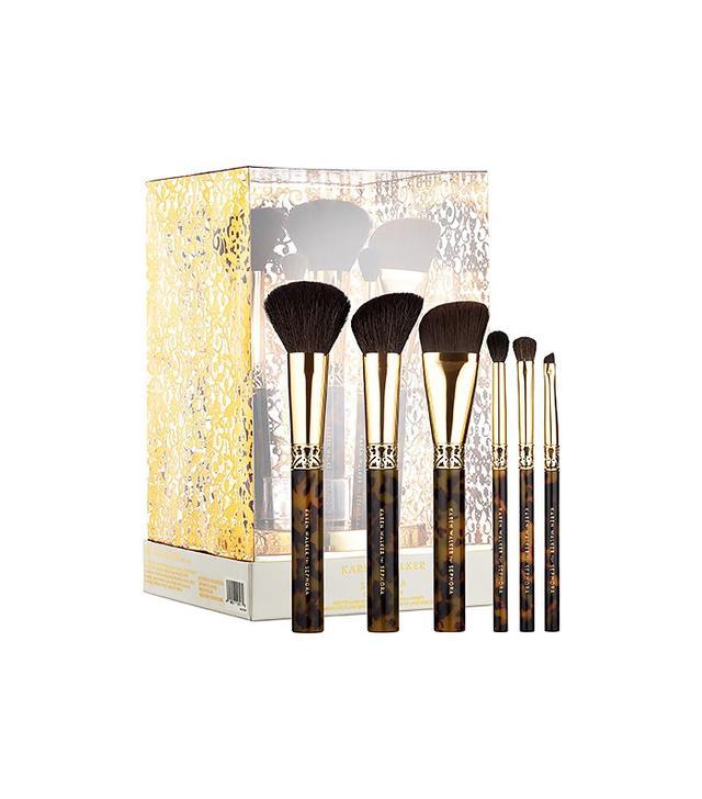 Karen Walker for Sephora Amber Craft Beauty Brush Set and Stand