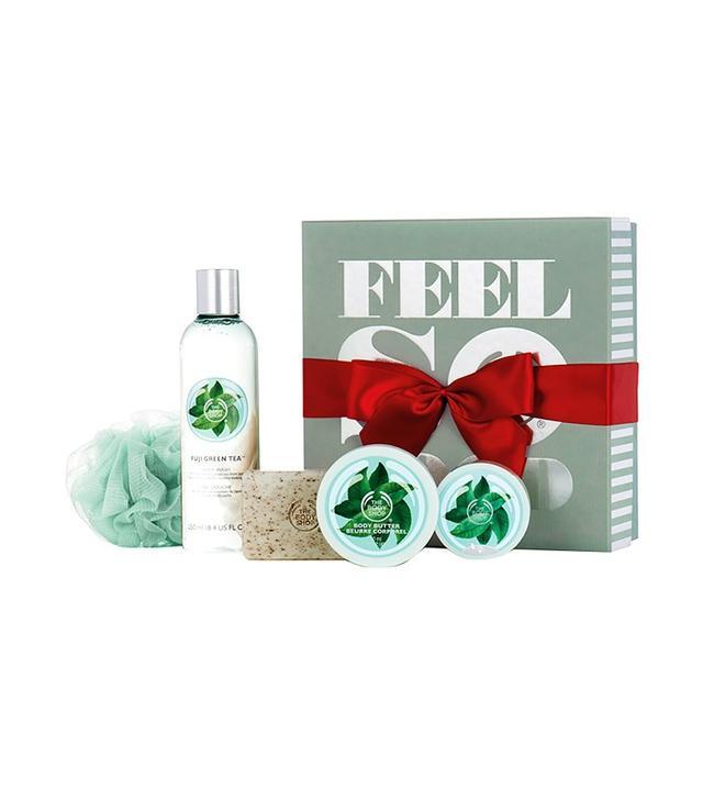 The Body Shop Fuji Green Tea Festive Picks Gift Set