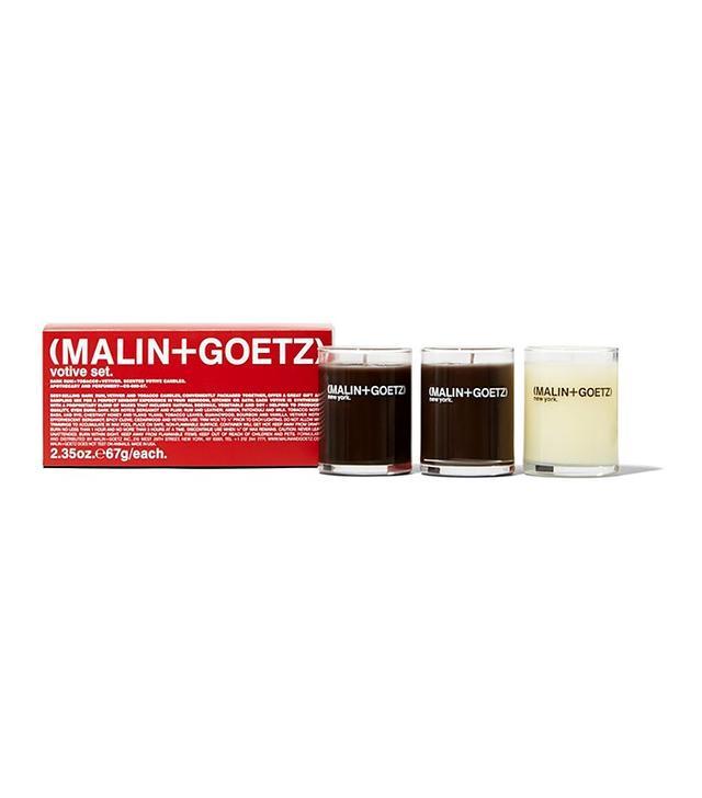 Malin + Goetz Votive Set