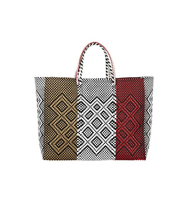 Truss Woven Large Tote