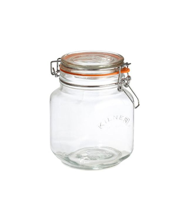 Kilner Square Hermetic Canning Jars