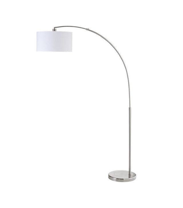CB2 Bid Dipper Arc Floor Lamp