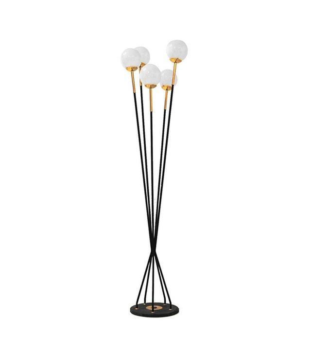 LA Studio Mid-Century Italian Floor Lamp
