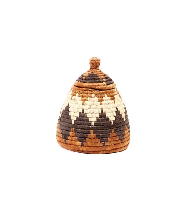 Baskets of Africa Zulu Ilala Palm Baskets
