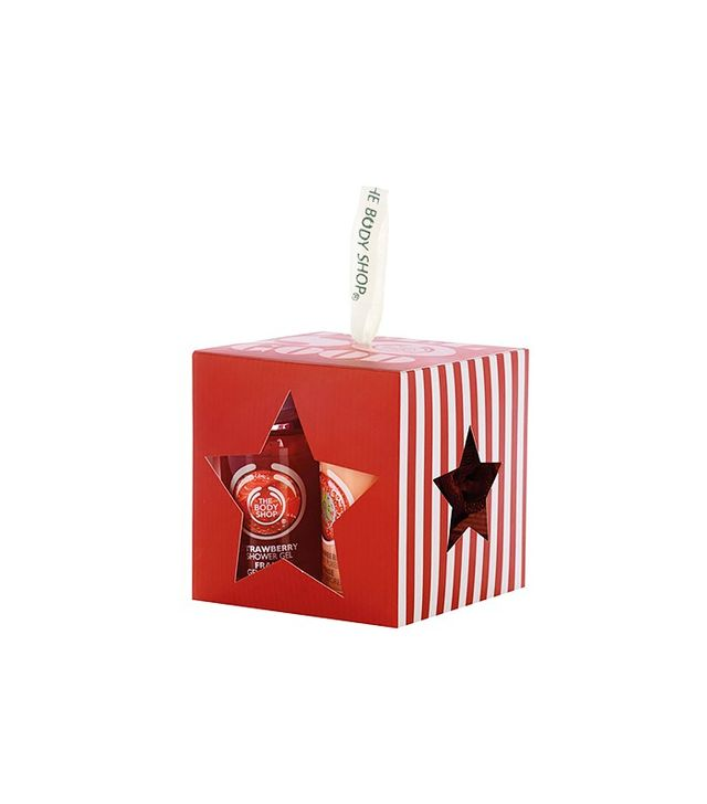 The Body Shop Strawberry Treats Gift Set