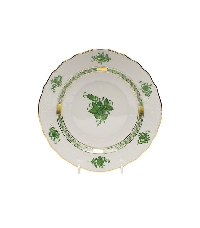Herend Chinese Bouquet Salada Plate