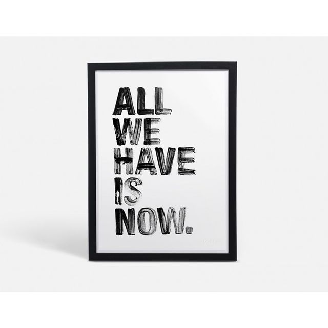 Blacklist All We Have Print