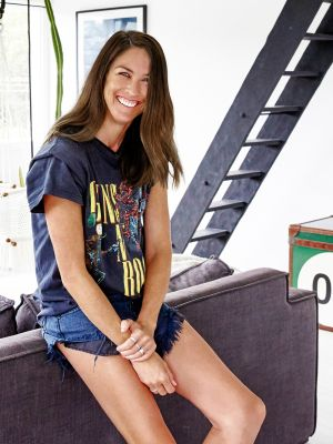 Inside the Beachside Home of One Teaspoon's Founder and Creative Director